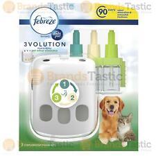 Ambi Pur 3 volution máquina Enchufe Unidad & Pet Olor Ambientador recarga