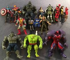 "⚡️ HUGE Lot Marvel Universe 3.75"" 13 Figures w/Custom Ultimate Hulk, Onslaught"