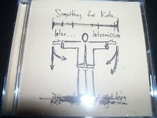 Something For Kate ‎– Intermission Inter Rare Australian CD EP – Like New