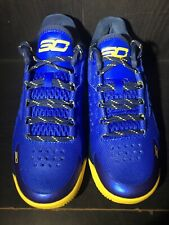 Under Armour 1 Low Dub Nation Size 6Y Brand New Steph Curry