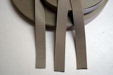 1 Inch Nylon Webbing, Coyote Tan # 499, 10 Yards, USA, MilSpec Class1a, USA, New