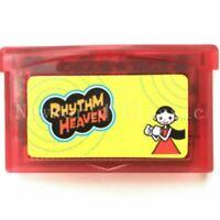 Rhythm Heaven Silver (Aka Tengoku) English Translated GBA Gameboy Advance (USA)