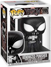 Pop Marvel 3.75 Inch Action Figure Venom - Venomized Punisher #595