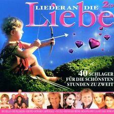 Lieder an die Liebe-40 Schlager.. (2002) Bernhard Brink, Angelika Milst.. [2 CD]