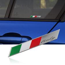 ADESIVI STICKERS ALLUMINI ITALIA AUTO CASCO MOTO EMBLEMA PER FIAT ALFA ROMEO