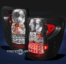 1999-2004 JEEP GRAND CHEROKEE ALTEZZA G2 TAIL LIGHT BLACK 2000 2001 2002 2003
