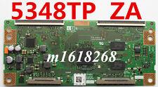 SHARP T-Con Board CPWBX RUNTK 5348TP ZA  SONY 5348TP ZA