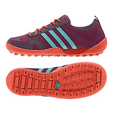 Adidas Daroga Lea K Outdoor Kids Shoes Trainers Size 38 New