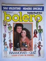 Bolero1554 Vitti Keller Rivera Corrado Roger Moore Andress Testi Gabin Wonder
