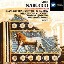 Riccardo Muti - Verdi Nabucco [CD]