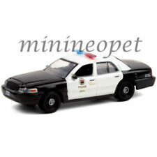 GREENLIGHT 44900 F THE ROOKIE 2008 FORD CROWN VICTORIA POLICE CAR 1/64 LAPD