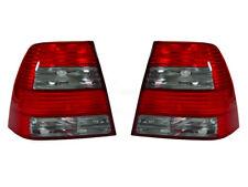 DEPO GLI Style Red/Smoke Tail Light Set for 4D Sedan 1999-2005 VW Jetta/Borra IV