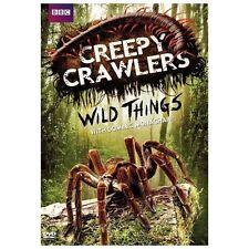 Creepy Crawlers: Wild Things with Domini DVD