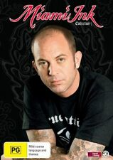 Miami Ink : Collection 7 (DVD, 2008, 3-Disc Set)