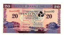 Ireland Northern ... P-337a ... 20 Pounds ... 1996 ... *UNC*