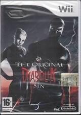 Diabolik: The Original Sin Videogioco WII Nuovo Sigillato