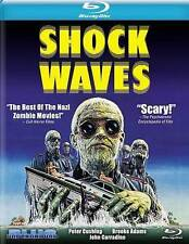 Shock Waves [Blu-ray] DVD, Brooke Adams, John Carradine, Luke Halpin, Peter Cush