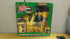 Hasbro GI Joe vs Cobra Spy Troops Air Assault with Barrel Roll, New!