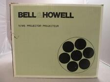 Bell & Howell 10MS Dual 8mm (Super 8mm / Std 8mm) Variable Speed Projector
