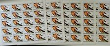 SPECIAL LOT - Central African Republic - Bird - 10 Sheets of 20 - MNH