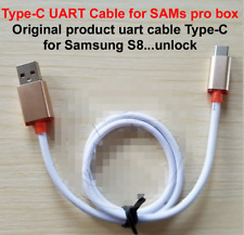 original Type-C UART Cable for z3x Sams pro box for unlcok samsung S8