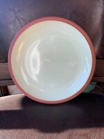 "Juice Apple by DENBY-LANGLEY Green 7 1/4"" Bread & Butter B&B Plate EUC Multiple"