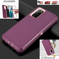 For Samsung Galaxy S20 FE 5G Case Rugged Heavy Duty Shockproof Defender Cover