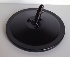 """NEW 55-59 Chevy Truck 5"""" Round Black Mirror Head Will Fit Ford, Dodge GMC"""