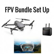 DJI Mavic 2 Pro With Smart Controller And FPV Yuneec SkyView Goggles Bundle