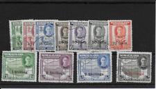 SOMALILAND 1951  SG125/35 fine used