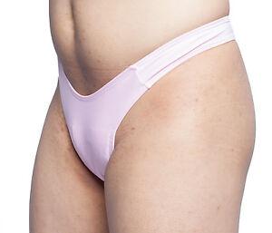 Gaff  Panty For Crossdressing & Transvestite Men PINK