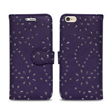 Wallet Leather Case Cover For Apple iPhone SE, 4, 4S 5,5C, 5S, 6S, 6 7 PLUS iPod