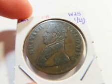 O8 Canada British Colonies 1825 To Facilitate Trade 1/2 Penny Token