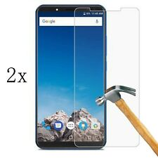Yrlehoo 2x For Vernee X1, screen Tempered Glass Screen Protector suit for Ver...