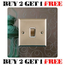 Mirror Light Switch Surround Finger Plate, Bubbles - FREE UK POST
