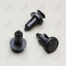 10x parachoques calandra paso de rueda radhaus clips de fijación para Subaru