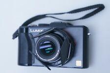 Panasonic LUMIX DMC-LX5 10.1MP Digital Camera - Black | READ