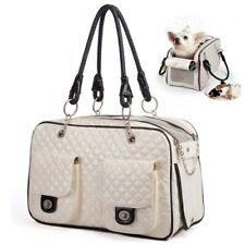 Portable Pet Dog Shoulder Bag Cat Puppy Travel Carrier Tote Cage Bag Kennel Bag