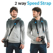 Two way Speed Strap for DSLR and Mirorless Cameras - Space Zoo