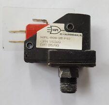 MPL 808-35 PSI PRESSURE SWITCH (R1S8.7B1)