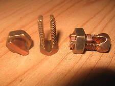 Copper Alloy Split Bolt Connector   Penn-union  S-6     (26mm Long)