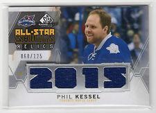 Phil Kessel SPGU 2015-16 ALL STAR SKILLS RELICS 060/125      D