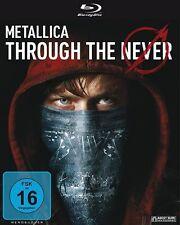 METALLICA: THROUGH THE NEVER (Blu-ray Disc, Schuber) NEU+OVP
