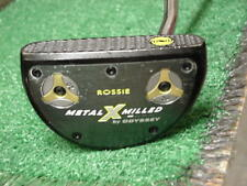Tour Issue Odyssey Metal X Milled Rossie Putter 37 inches