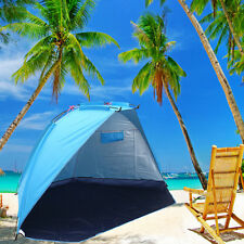 Portable Beach Tent Canopy Sun Shade Shelter Outdoor Hiking Travel Camping Fish