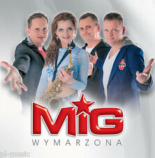 = MIG - WYMARZONA '2015 / CD sealed from Poland //disco polo &dance