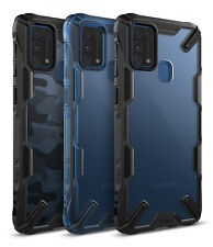 For Samsung Galaxy M31 / Galaxy M30s Case | Ringke [FUSION-X] Clear PC TPU Cover