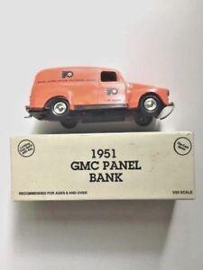Philadelphia Flyers 1951 GMC Panel Bank