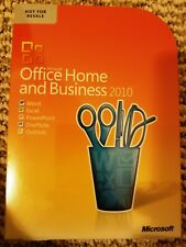 Microsoft Office Home and Business 2010,Sealed Box,Full Version,SKU T5D-00360