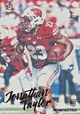 JONATHAN TAYLOR *SSP /25 RED RC* 2020 PANINI LUMINANCE FOOTBALL NFL COLTS ROOKIE